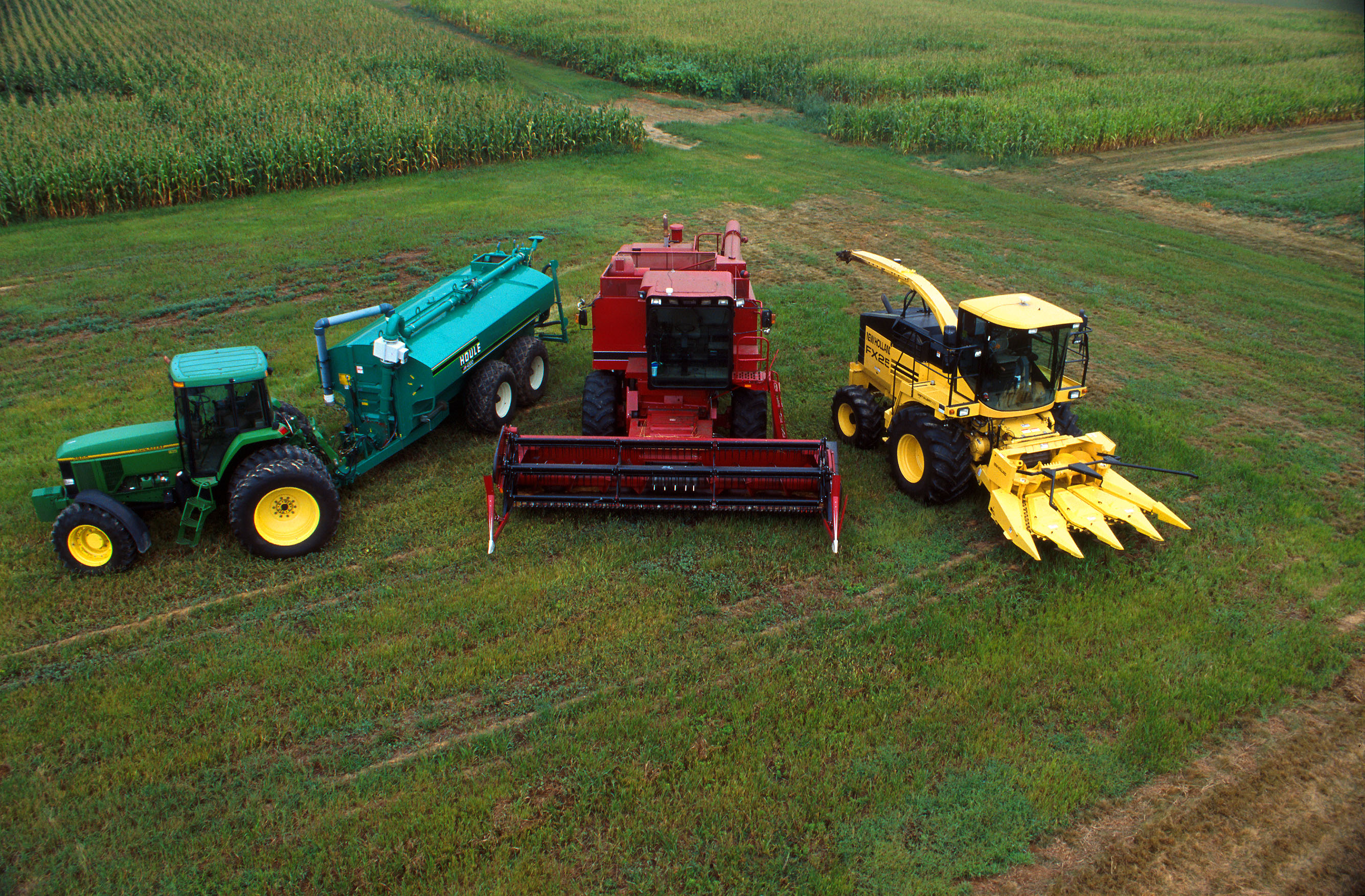 Farm Equipments Inventory Application