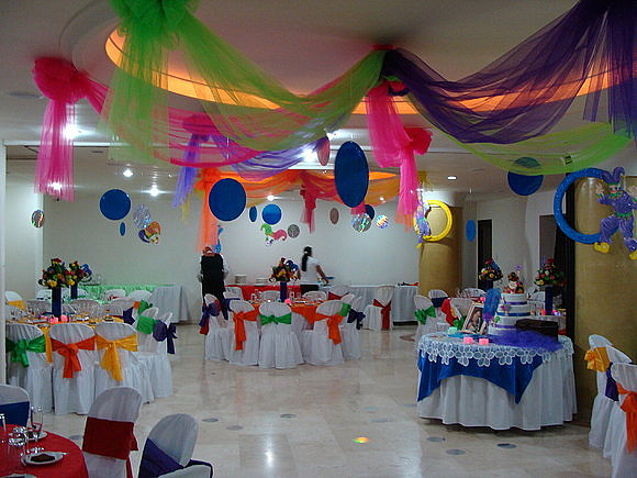 Party Equipments